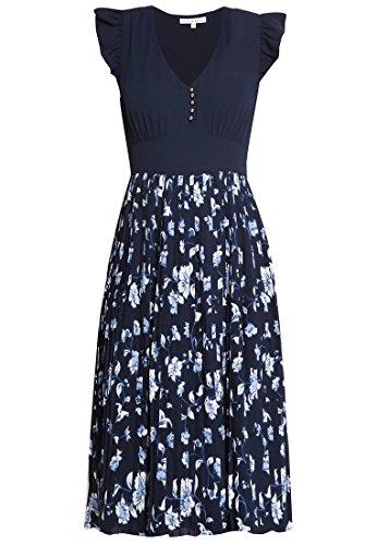MINT&BERRY Freizeitkleid Kleid Damen - navy blazer Gr .42