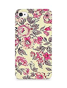 Amez designer printed 3d premium high quality back case cover for Apple iPhone 4 (s)