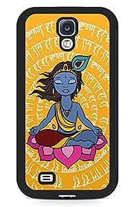 GeekCases Hare Rama Hare Krishna Back Case for Samsung Galaxy S4