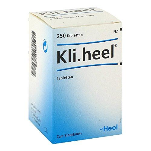 Kli Heel Tabletten 250 stk