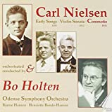 Nielsen:Commotio 7 Early Songs [Import anglais]
