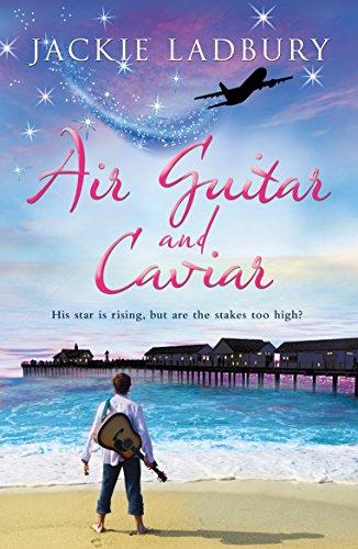 Air Guitar and Caviar by Jackie Ladbury