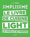 Simplissime light: Le livre de cuisin...