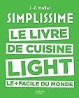Simplissime light - Le livre de cuisine light le + facile du monde