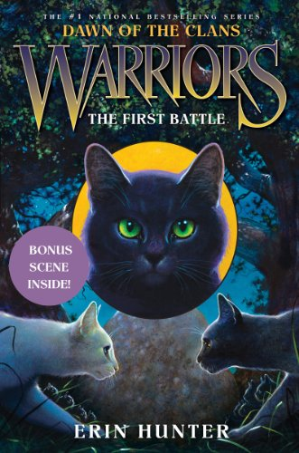 warriors-dawn-of-the-clans-3-the-first-battle