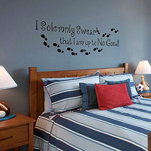 i-am-up-to-no-good-harry-potter-cita-de-pared-adhesivo-dormitorio-ingles-palabras-decoracion-vinilo-