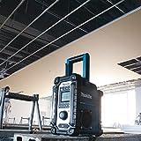 Makita Akku-Baustellenradio 7,2-18 V, DMR102 - 3
