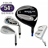 US KIDS Golf Clubs Tour Series 54 7-Club Club Set