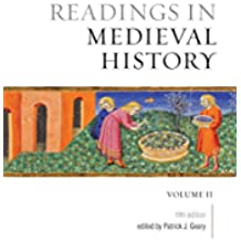Readings in Medieval History, Volume II: The Later Middle Ages, Fifth Edition (English Edition)