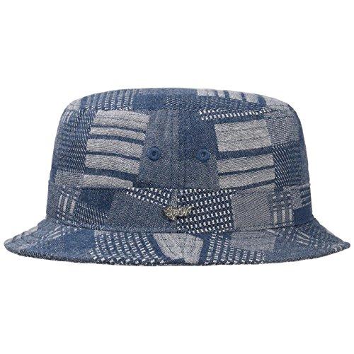 cappello-denim-patchwork-stetson-cappello-da-sole-capello-m-56-57-denim