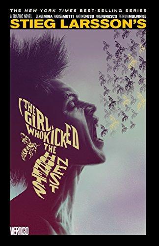 Girl Who Kicked The Hornet's Nest (Millennium trilogy)