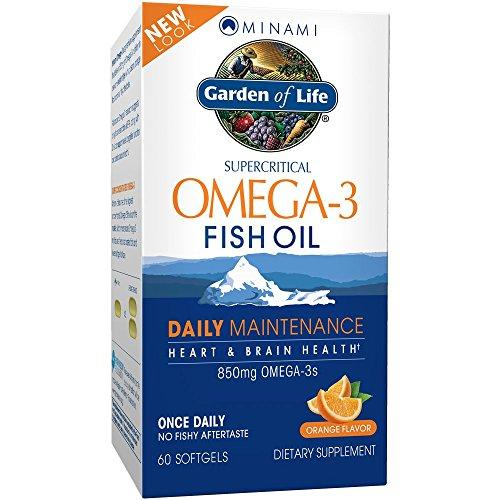 MorEPA Fischöl mit Omega-3 Orangengeschmack 60 Softgelkapseln