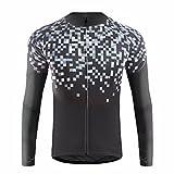 Uglyfrog #31 Neue Männer Radfahren Langarm Radfahren Jersey eine Menge Farben Antislip Ärmel Cuff Road Bike MTB Top Riding Shirt