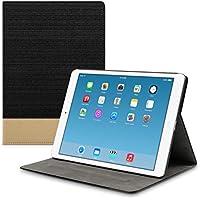 kwmobile Elegante custodia in tela ecopelle per Apple iPad Air
