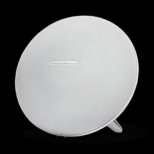Harman/Kardon Onyx Studio 3 60W Weiß - Tragbare Lautsprecher (4.0 Kanäle, 2 cm, 7,5 cm, 80 dB, 60 W, 50 - 20000 Hz) (Harman Kardon Onyx Studio Lautsprecher)