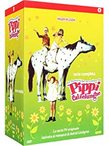 Le fantastiche avventure di Pippi Calzelunghe(serie completa)