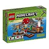 "Minecraft 21129 ""The Mushroom Island"" Building Set"