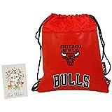 NBA Chicago Bulls Rucksack Beutel Junge
