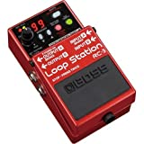 BOSS RC-3 Electric guitar effects Loopers