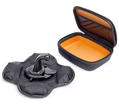 Portable GPS Dashboard Mount pour Garmin, TomTom, Magellan et autres GPS Navigateurs portables(Livré avec une boîte de 5 pouces)