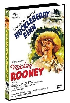 The Adventures of Huckleberry Finn (Region 2) by Walter Connolly, William Frawley, Rex Ingram, Minor Watson, Jo Ann Sayers Mick