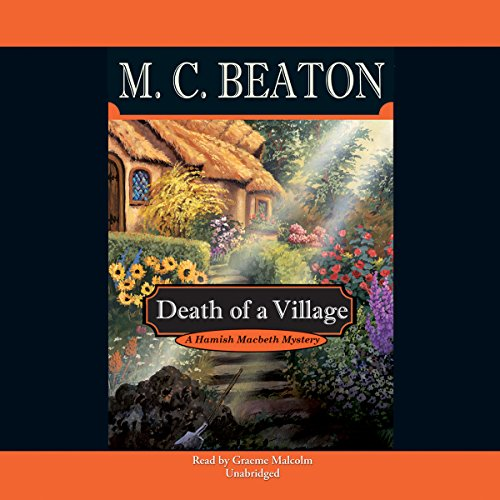 Death of a Village (Hamish Macbeth Mysteries)