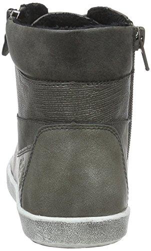 Jane Klain Damen Sneaker High-Top Grau (210 GRAPHITE)