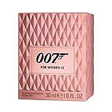 James Bond 007 for Women – Eau de Parfum Natural Spray II – Blumig, orientalisches Damen Parfüm - perfekter, langanhaltender Tagesduft – 1er Pack (1 x 30ml)