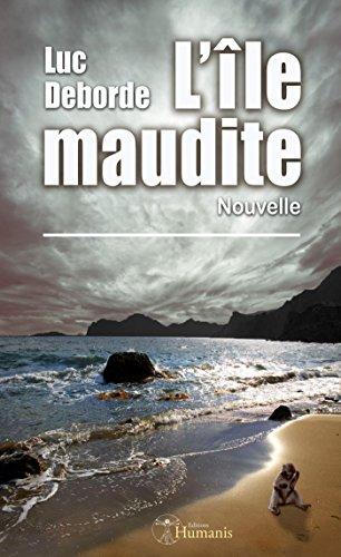 Couverture du livre L'île maudite (nouvelle) (Emergence)