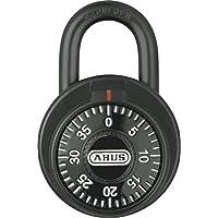 ABUS 476709-78KC/50_KC507 Candado combinación 50 mm con control de llave blister