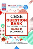 Oswaal CBSE Question Bank Class 11 Economics Book Chapterwise & Topicwise Includes Objective Types & MCQ's (For March 2020 Exam)