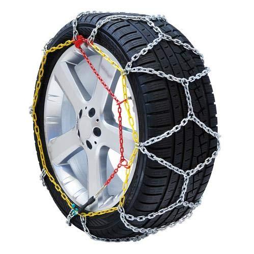 XONE-ACCESSORI-SRL-Catene-da-Neve-Catena-per-Auto-9MM-Omologata-TUV-Certificazione-Europea