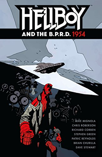Hellboy And The B.p.r.d.: 1954 por Mike Mignola