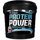 Protein Power - 1000 g - Fraise-Banane - Biotech