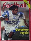 FRANCE FOOTBALL [No 2626] du 06/08/1996 - PAPIN LE GIRONDIN - OM - LYON OUVERTURE ROYALE - REYNALD PEDROS.