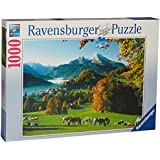 Ravensburger Berchtesgarden Germany Puzzle (1000 Pieces)