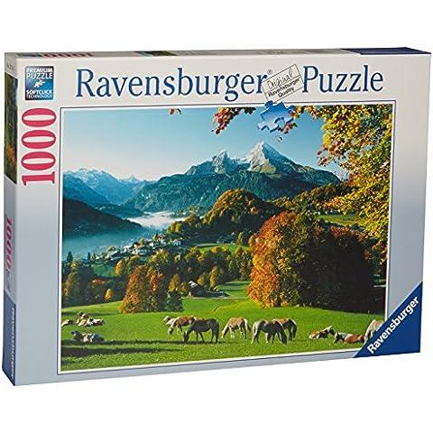 Ravensburger - Puzzle de 1000 piezas (37.3x27.3 cm) (15741)