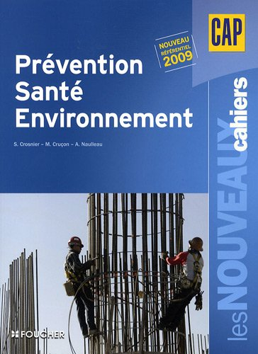 Prévention, Santé, Environnement CAP