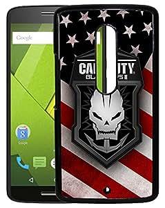 Toppings 2D Printed Designer Hard Back Cover For Motorola Moto X Play Design-10184