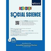 Amazon blueprint education exam preparation books exam mate social science for class 10 for 2019 examination malvernweather Images