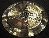 MASTERWORK Troy 18 Rock China Cymbal 18 Zoll Becken, brilliant