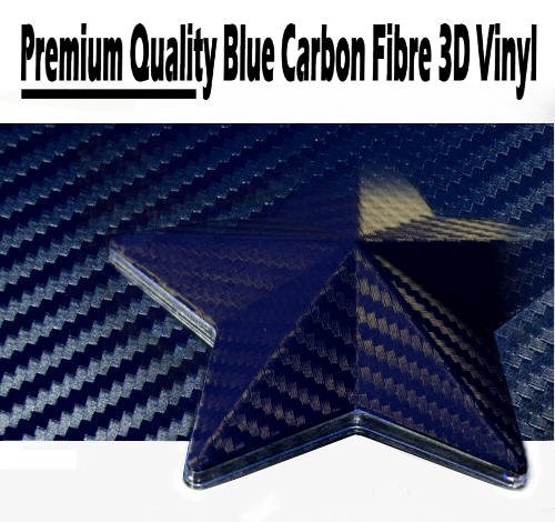 tis-tm-1000mm-x-500mm-dark-blue-3d-textured-carbon-fibre-film-car-wrap-vinyl-sticker-sheet-020mm-dry