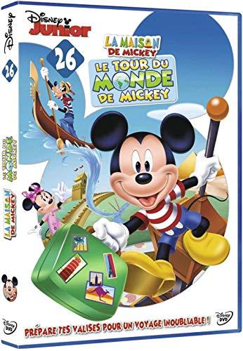 La Maison de Mickey-26-Le Tour du Monde de Mickey