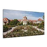 Botanischer Garten München Park Blumen Pflanze Leinwand Poster Druck Bild rv0883 90x60