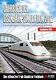 Jahrbuch der Eisenbahn-Simulation - Edition 2012 inkl. DVD