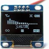 0,96 Zoll I2C IIC SPI serielle 128 x 64 OLED LCD LED Display-Modul für Arduino
