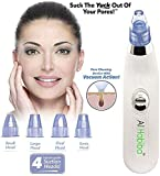 Vency 4 in 1 Multi-function Blackhead Whitehead Extractor Remover Device - Acne Pimple