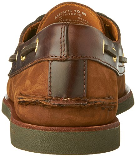 Sperry top-sider uomo a/o 2-eye Oxford Brown/Buc Brown