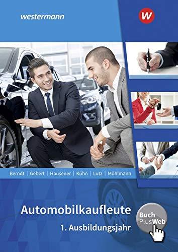 Automobilkaufleute: 1. Ausbildungsjahr: Schülerband