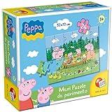Liscianigiochi 40674 Peppa Pig Puzzle Maxi da Pavimento immagine